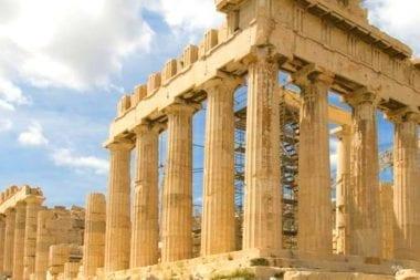 As 5 ordens da arquitetura clássica – entenda melhor